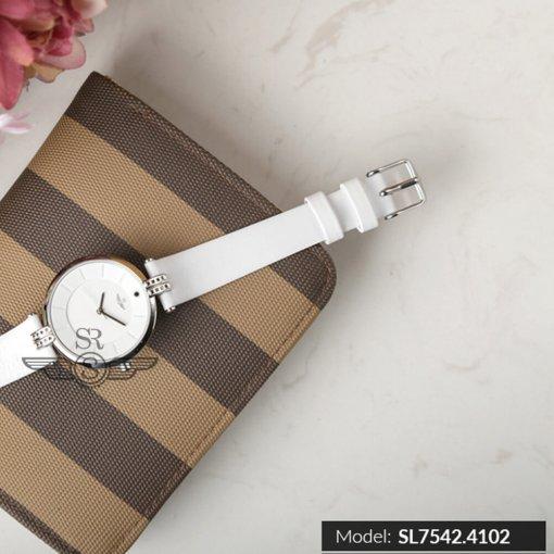 Đồng hồ nữ SRWATCH SL7542.4102 trắng - 3