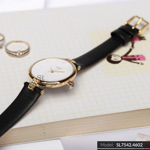 Đồng hồ nữ SRWATCH SL7542.4602 trắng - 3