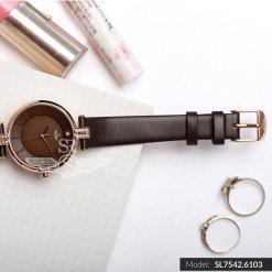Đồng hồ nữ SRWATCH SL7542.6103 đen - 3