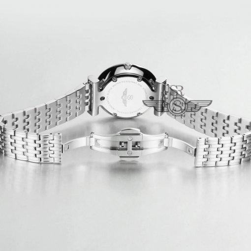 Đồng hồ nữ SRWATCH SL8702.1101 đen - 3