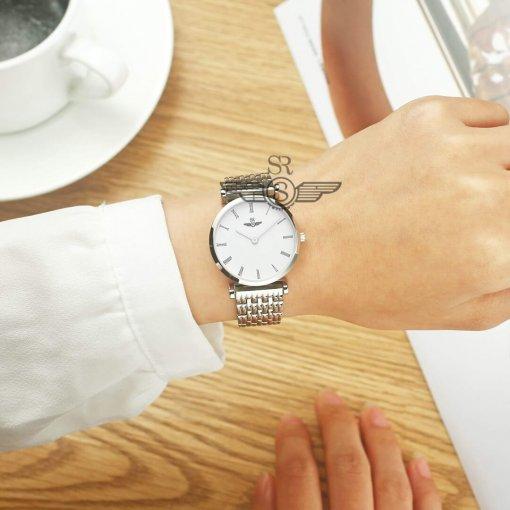 Đồng hồ nữ SRWATCH SL8702.1102 trang - 2