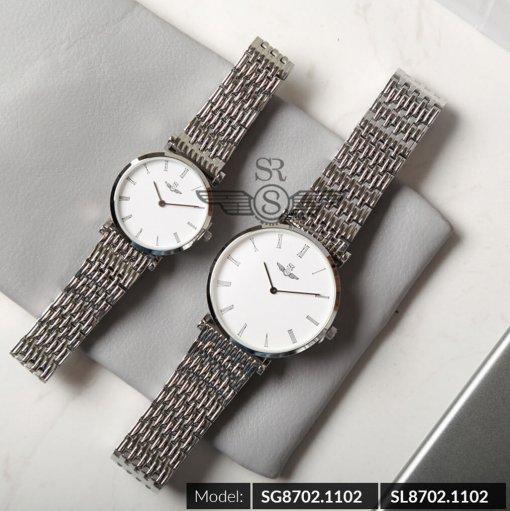 Đồng hồ nữ SRWATCH SL8702.1102 trang - 3
