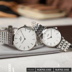 Đồng hồ nữ SRWATCH SL8702.1102 trang - 4