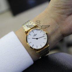 Đồng hồ nữ SRWATCH SL8702.1202 trắng - 3