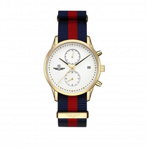 Đồng hồ nam SRWATCH SG5881.4602 trắng