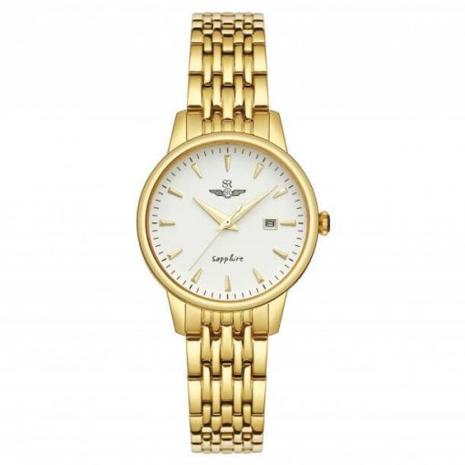 Đồng hồ nữ SRWATCH SL1072.1402TE TIMEPIECE trắng