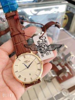 Đồng hồ nam SRWATCH SG1082.4907 vàng-1