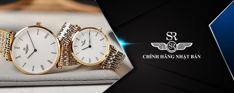 Đồng hồ nam dây da giá 2 triệu