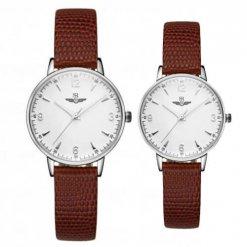 Đồng hồ đôi SR2086.4102RNT trắng