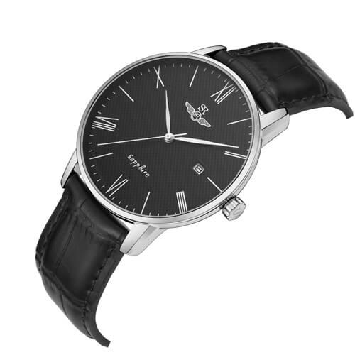 Đồng hồ nam SRWATCH SG1054.4101TE đen-1