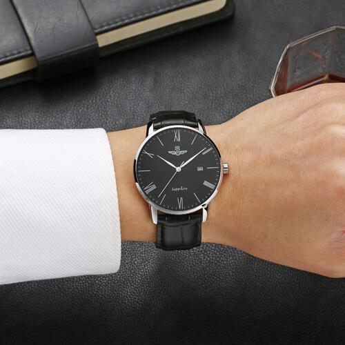 Đồng hồ nam SRWATCH SG1054.4101TE đen-3