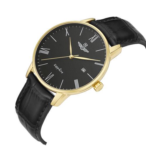 Đồng hồ nam SRWATCH SG1054.4601TE đen-1