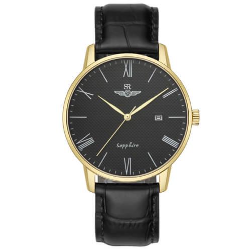 Đồng hồ nam SRWATCH SG1054.4601TE đen
