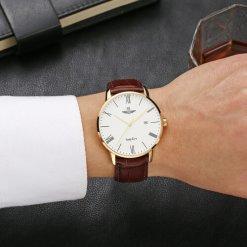 Đồng hồ nam SRWATCH SG1054.4602TE trắng-3