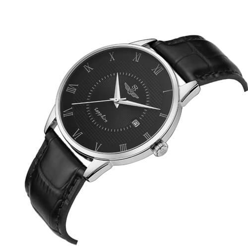 Đồng hồ nam SRWATCH SG1057.4101TE đen-1