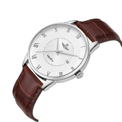 Đồng hồ nam SRWATCH SG1057.4102TE trắng-1