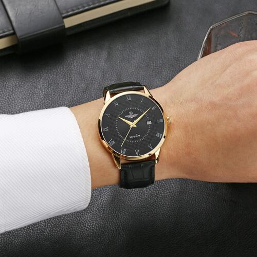 Đồng hồ nam SRWATCH SG1057.4601TE đen-3