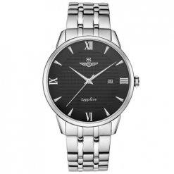 Đồng hồ nam SRWATCH SG1071.1101TE đen