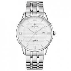 Đồng hồ nam SRWATCH SG1071.1102TE trắng