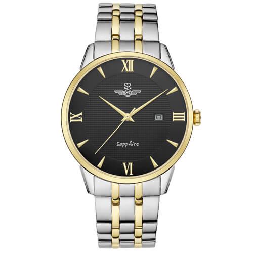 Đồng hồ nam SRWATCH SG1071.1201TE đen