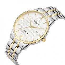 Đồng hồ nam SRWATCH SG1071.1202TE trắng-1