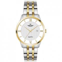Đồng hồ nam SRWATCH SG1071.1202TE trắng
