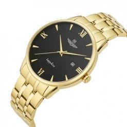 Đồng hồ nam SRWATCH SG1071.1401TE đen-1