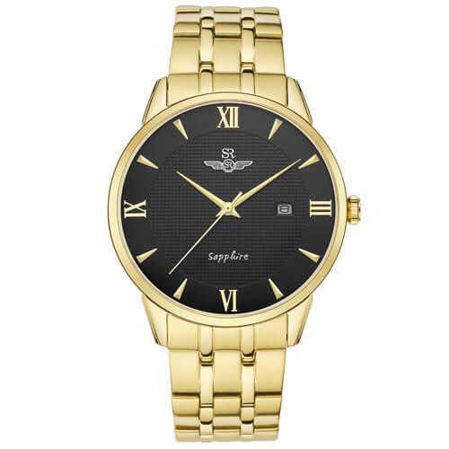 Đồng hồ nam SRWATCH SG1071.1401TE đen