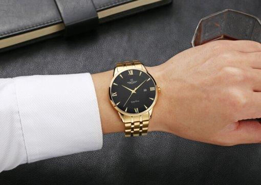 Đồng hồ nam SRWATCH SG1071.1401TE đen-3