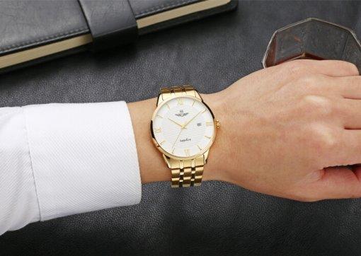 Đồng hồ nam SRWATCH SG1071.1402TE trắng-3
