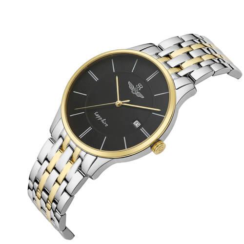 Đồng hồ nam SRWATCH SG1073.1201TE đen-1