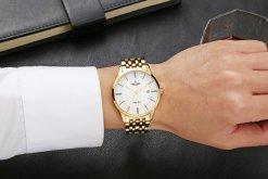 Đồng hồ nam SRWATCH SG1073.1402TE trắng-3