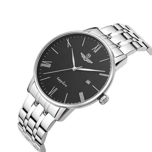 Đồng hồ nam SRWATCH SG1074.1101TE đen-1