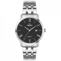 Đồng hồ nam SRWATCH SG1074.1101TE đen