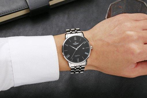 Đồng hồ nam SRWATCH SG1074.1101TE đen-3