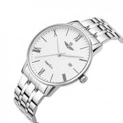 Đồng hồ nam SRWATCH SG1074.1102TE trắng-1