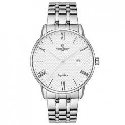 Đồng hồ nam SRWATCH SG1074.1102TE trắng