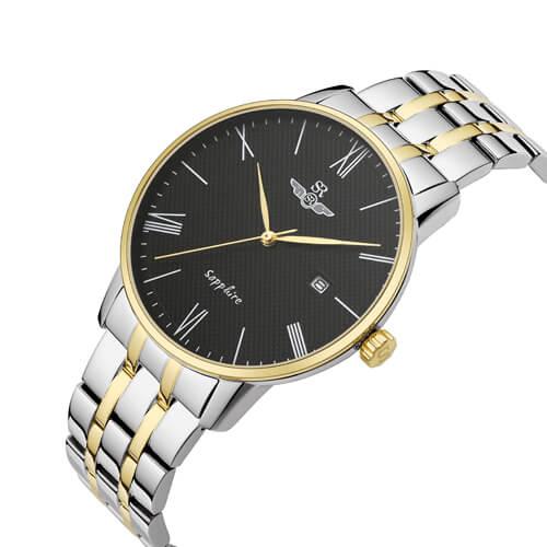 Đồng hồ nam SRWATCH SG1074.1201TE đen-1