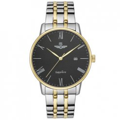Đồng hồ nam SRWATCH SG1074.1201TE đen