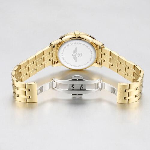 Đồng hồ nam SRWATCH SG1074.1401TE đen-2