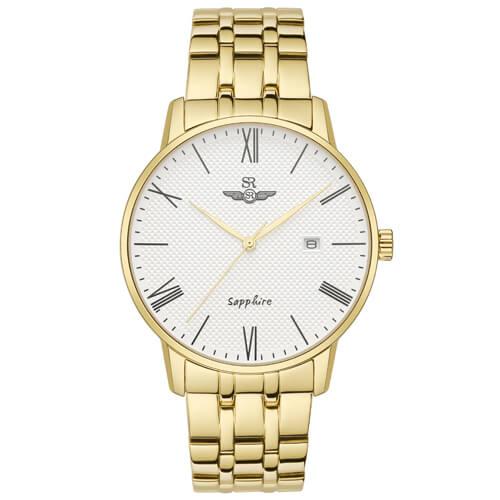 Đồng hồ nam SRWATCH SG1074.1402TE trắng