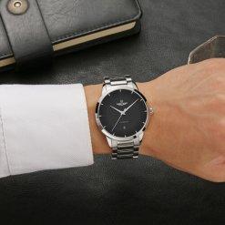 Đồng hồ nam SRWATCH SG8881.1101AT đen-3