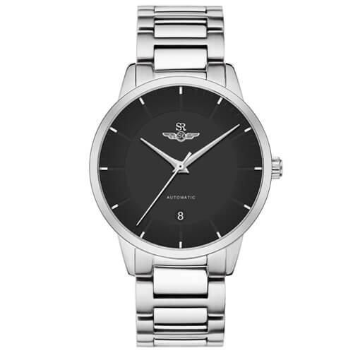 Đồng hồ nam SRWATCH SG8881.1101AT đen