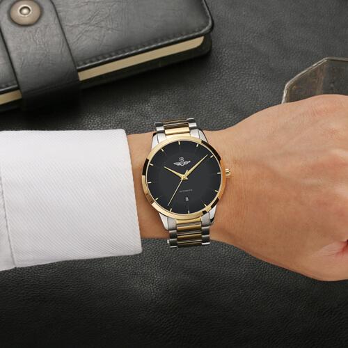 Đồng hồ nam SRWATCH SG8881.1201AT đen-3