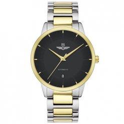 Đồng hồ nam SRWATCH SG8881.1201AT đen