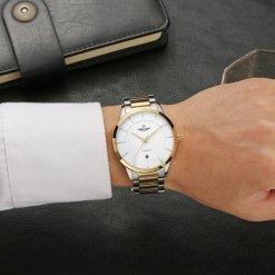 Đồng hồ nam SRWATCH SG8881.1202AT trắng-3