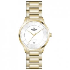 Đồng hồ nam SRWATCH SG8881.1402AT trắng
