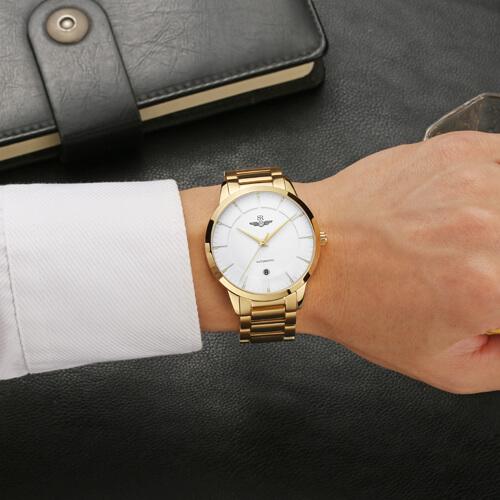 Đồng hồ nam SRWATCH SG8881.1402AT trắng-3