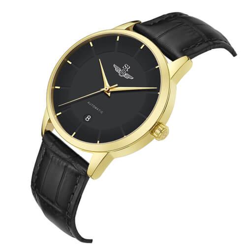 Đồng hồ nam SRWATCH SG8882.4601AT đen-1