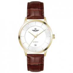 Đồng hồ nam SRWATCH SG8882.4602AT trắng